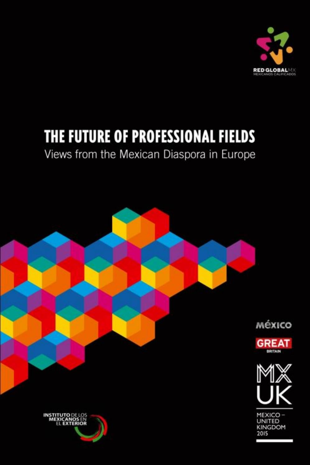 hight resolution of collaborative book the future of professional fields views from de mexican diaspora in europe by edgardo koestinger issuu