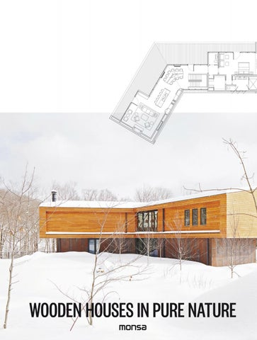 Wooden Houses In Pure Nature By Monsa Publications Issuu