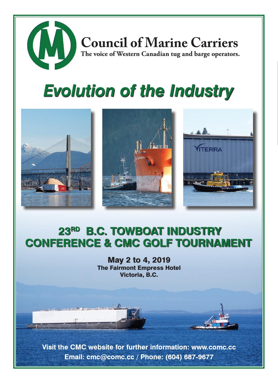 BC Shipping News - March 2019 by BC Shipping News - Issuu