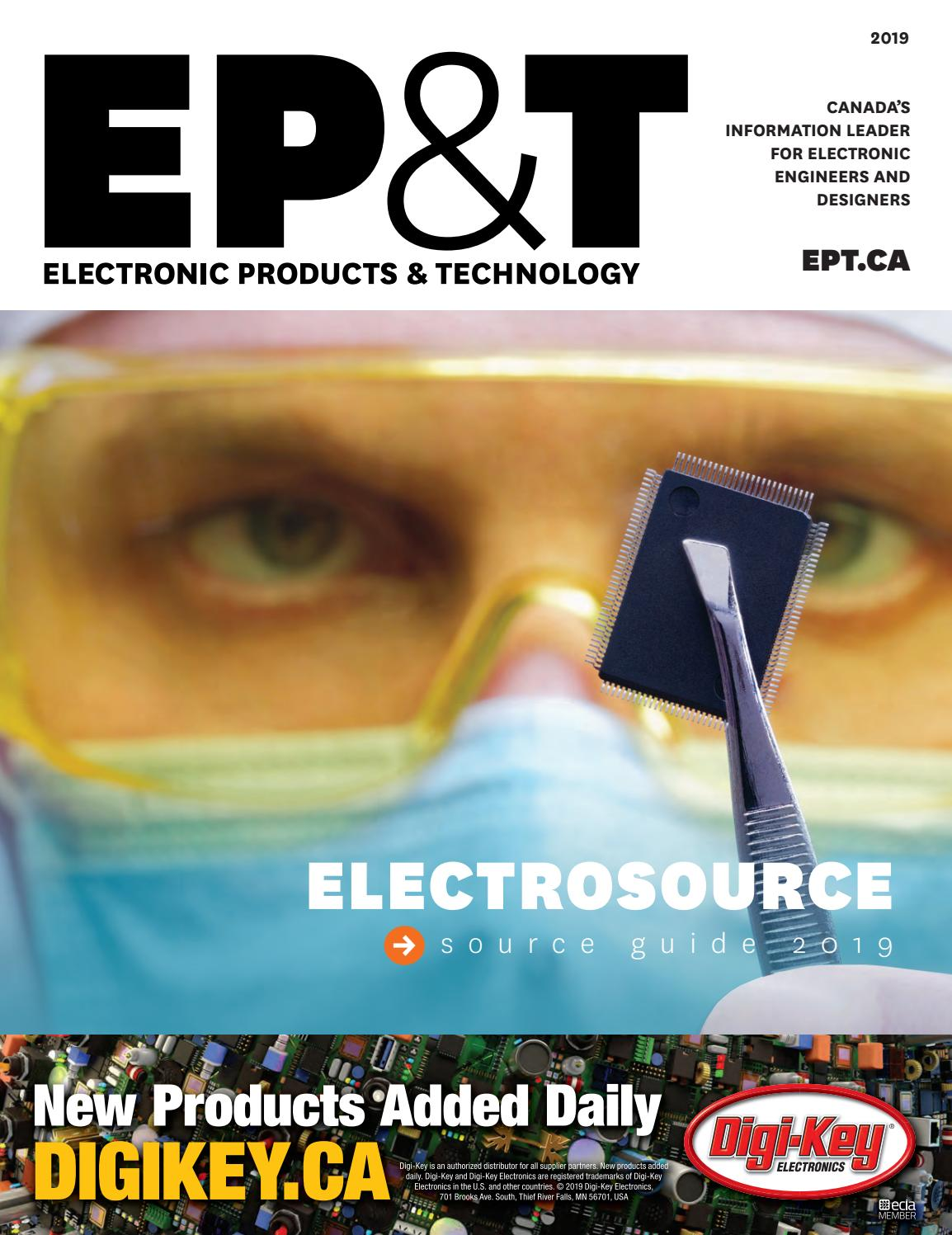 hight resolution of electronic products technology electrosource directory 2019 by annex business media issuu