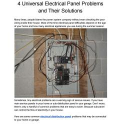 4 universal electrical panel problems and their solutions by surplus electrical issuu [ 1156 x 1496 Pixel ]