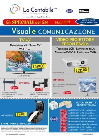 Speciale Visual E Comunicazione By La Contabile Spa Issuu