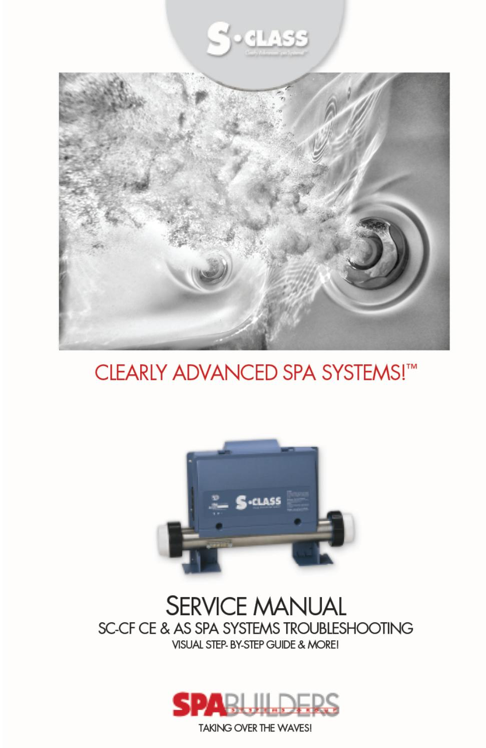 hight resolution of s class sc cf ce control system service manual from gecko marketing