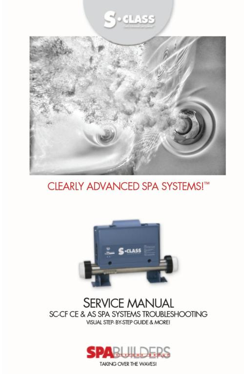 small resolution of s class sc cf ce control system service manual from gecko marketing