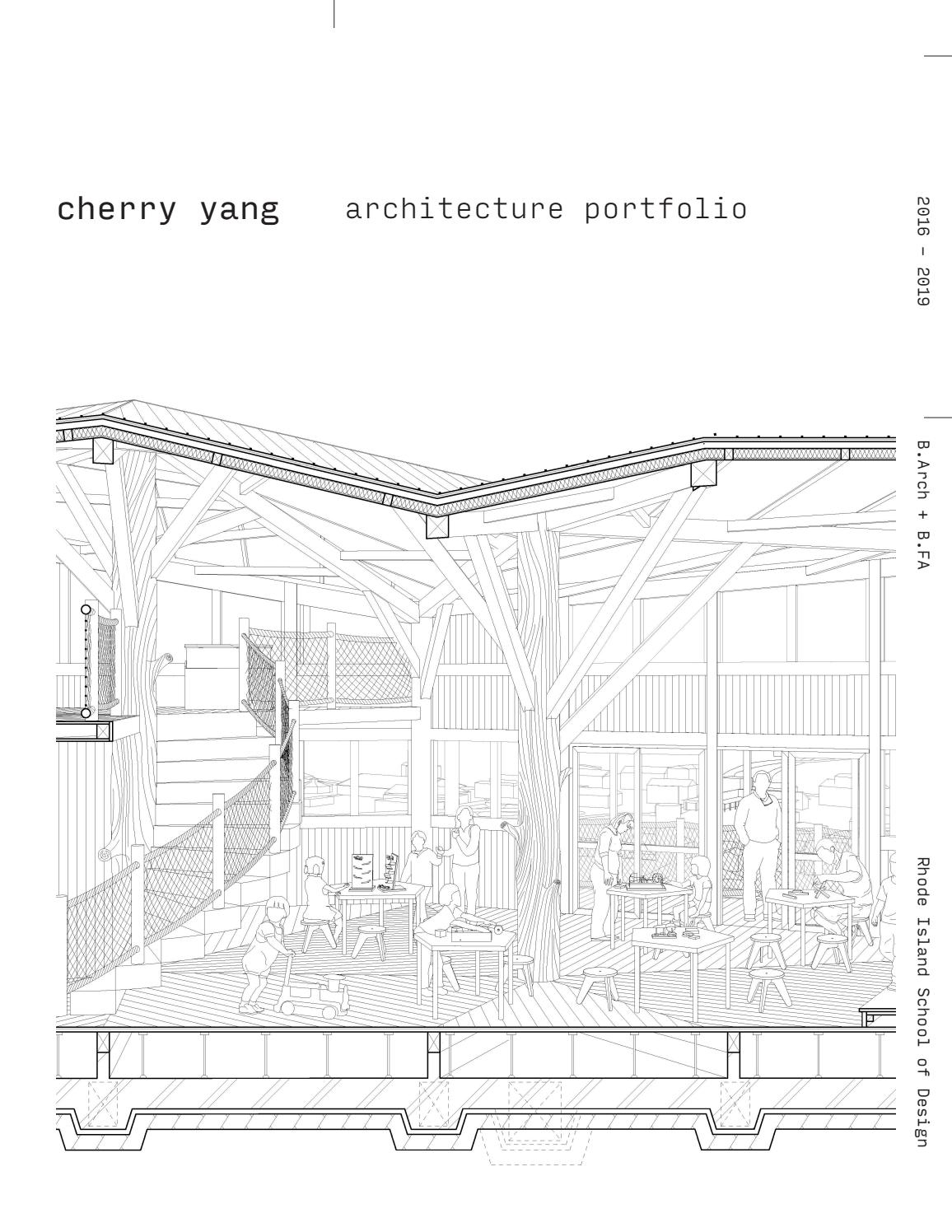 hight resolution of cherry yang risd portfolio 2019