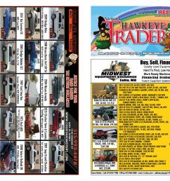 hawkeyetrader031519 by hawkeye trader issuu 2004 xterra belt diagram for round shaped faces [ 1500 x 1350 Pixel ]