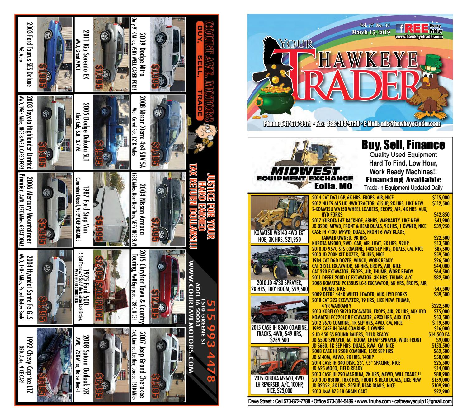 hight resolution of hawkeyetrader031519 by hawkeye trader issuu 2004 xterra belt diagram for round shaped faces