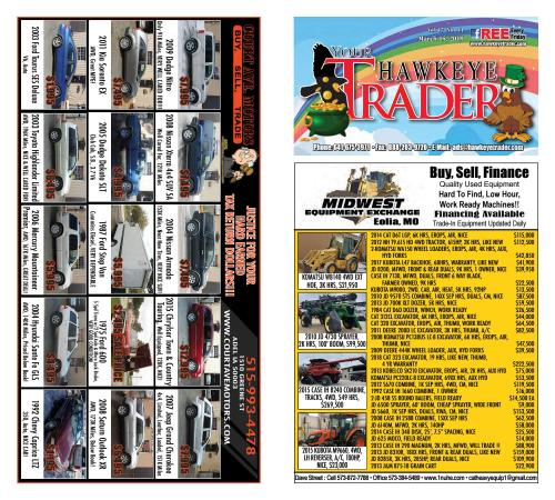 small resolution of hawkeyetrader031519 by hawkeye trader issuu 2004 xterra belt diagram for round shaped faces
