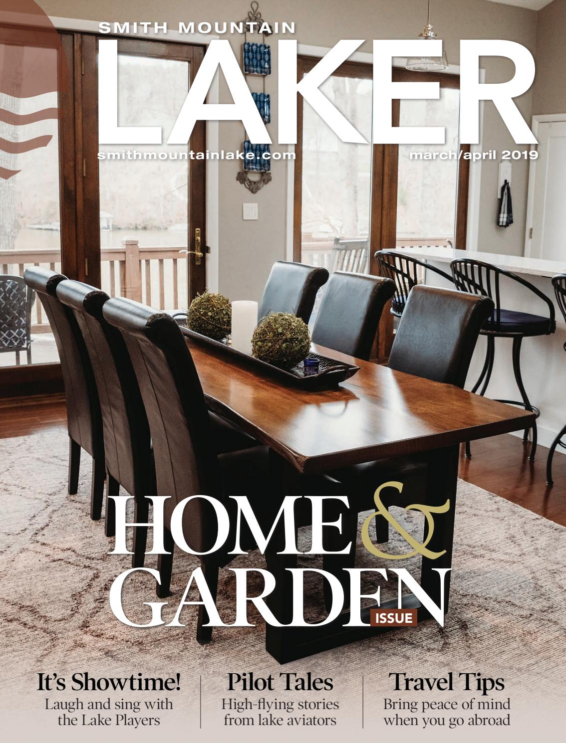 March April 2019 Smith Mountain Laker Magazine By