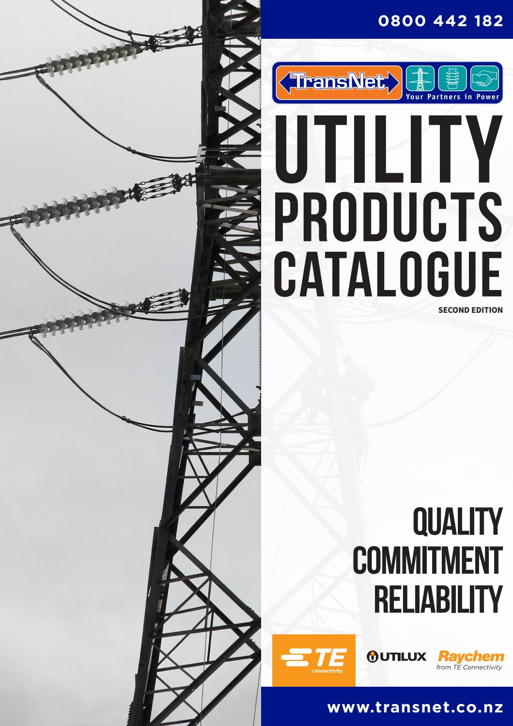 hight resolution of transnet nz ltd utility products catalogue 2018 second edition