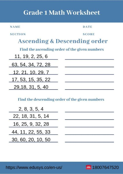 small resolution of 1st grade math worksheet free pdf printable by nithya - issuu