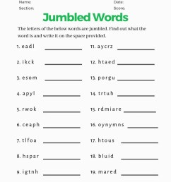 4th grade english vocabulary worksheet pdf by nithya - issuu [ 1498 x 1059 Pixel ]
