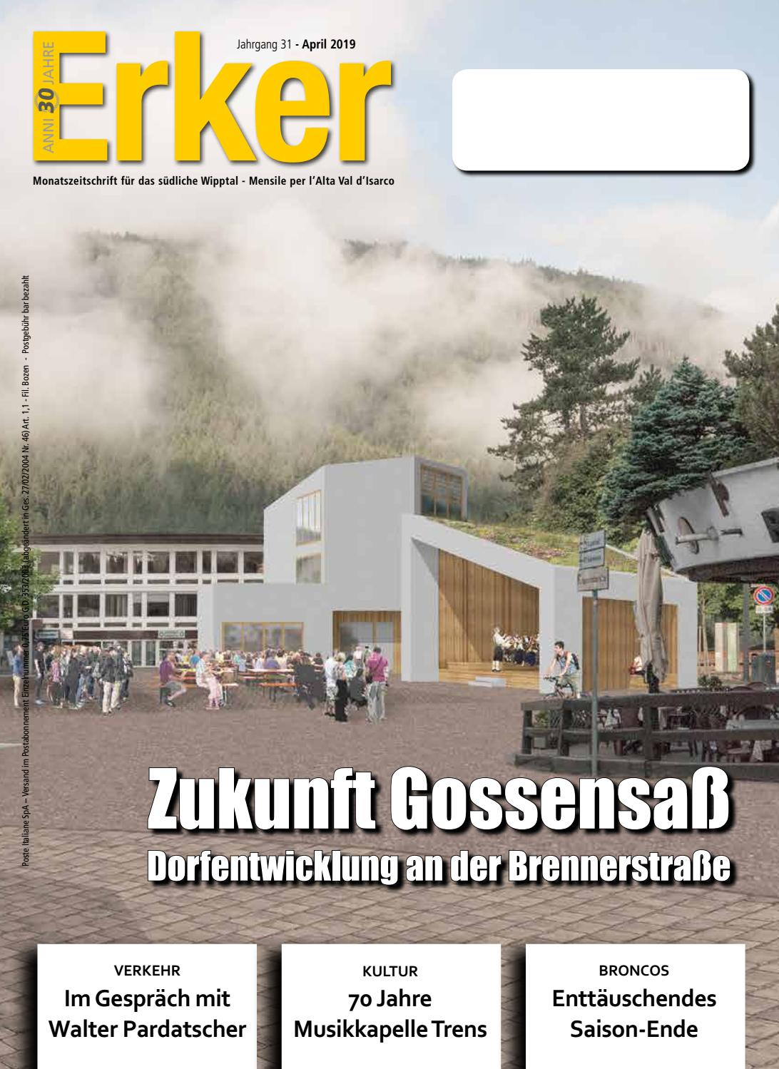 Erker 04 2019 By Der Erker Issuu