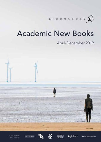 Bloomsbury Academic Catalogue April December 2019 By