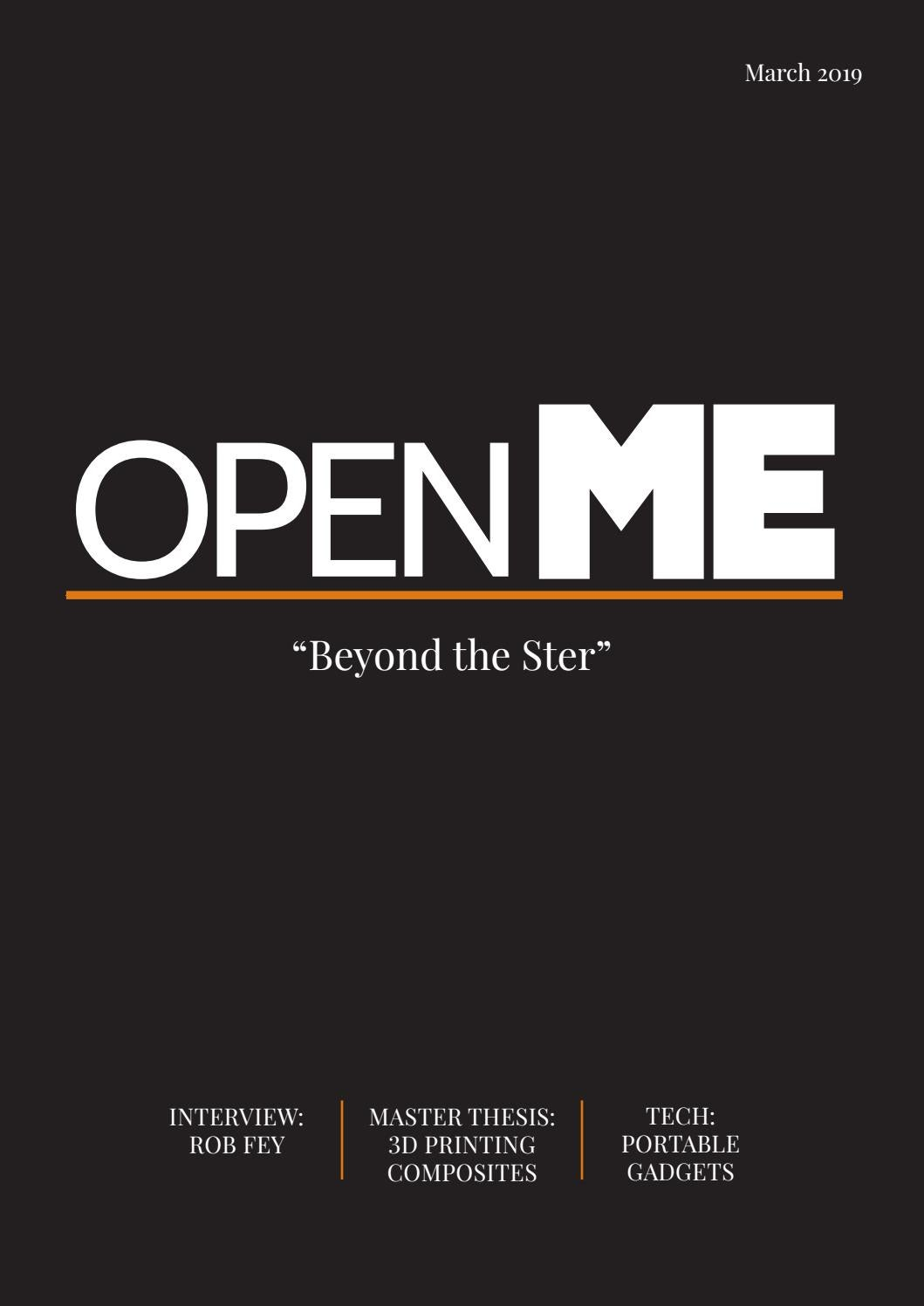 hight resolution of openme 50 1