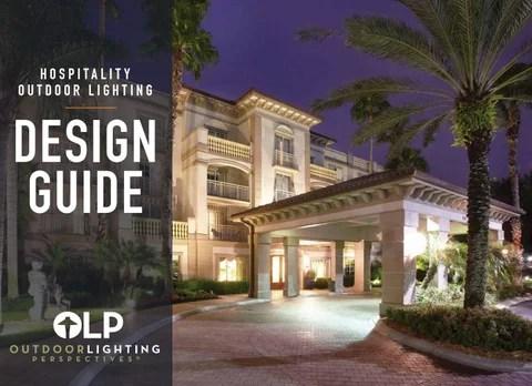 hospitality outdoor lighting design