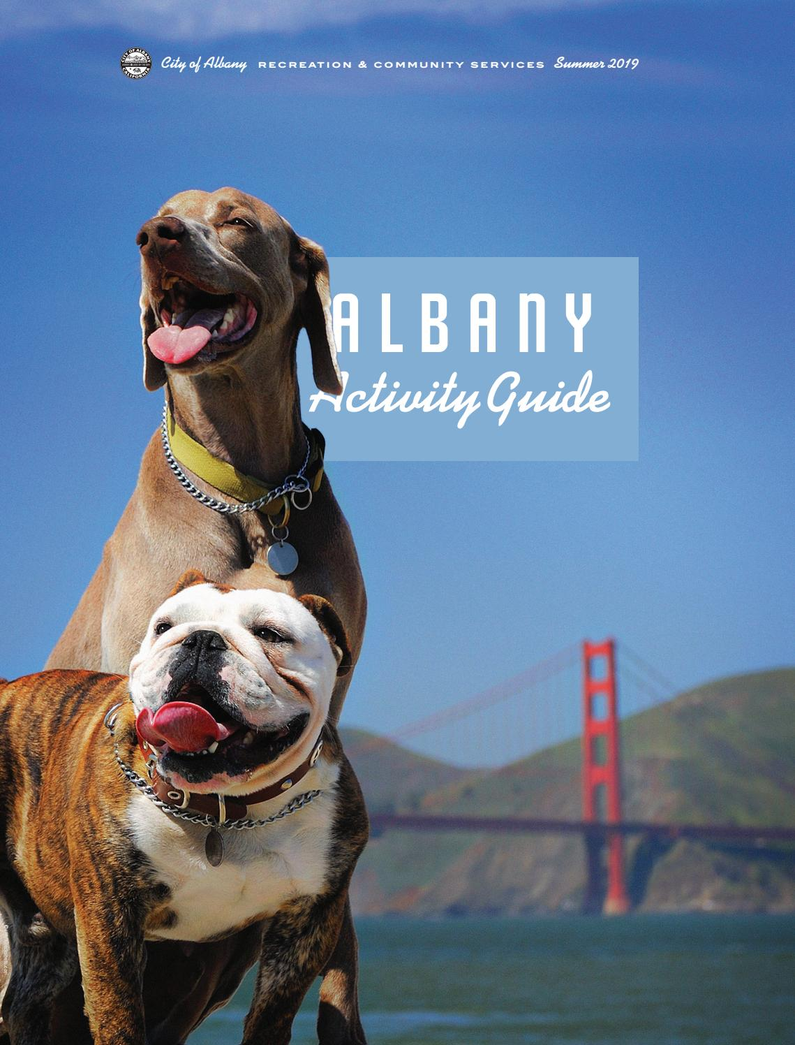 hight resolution of 2019 city of albany recreation community services activity guide