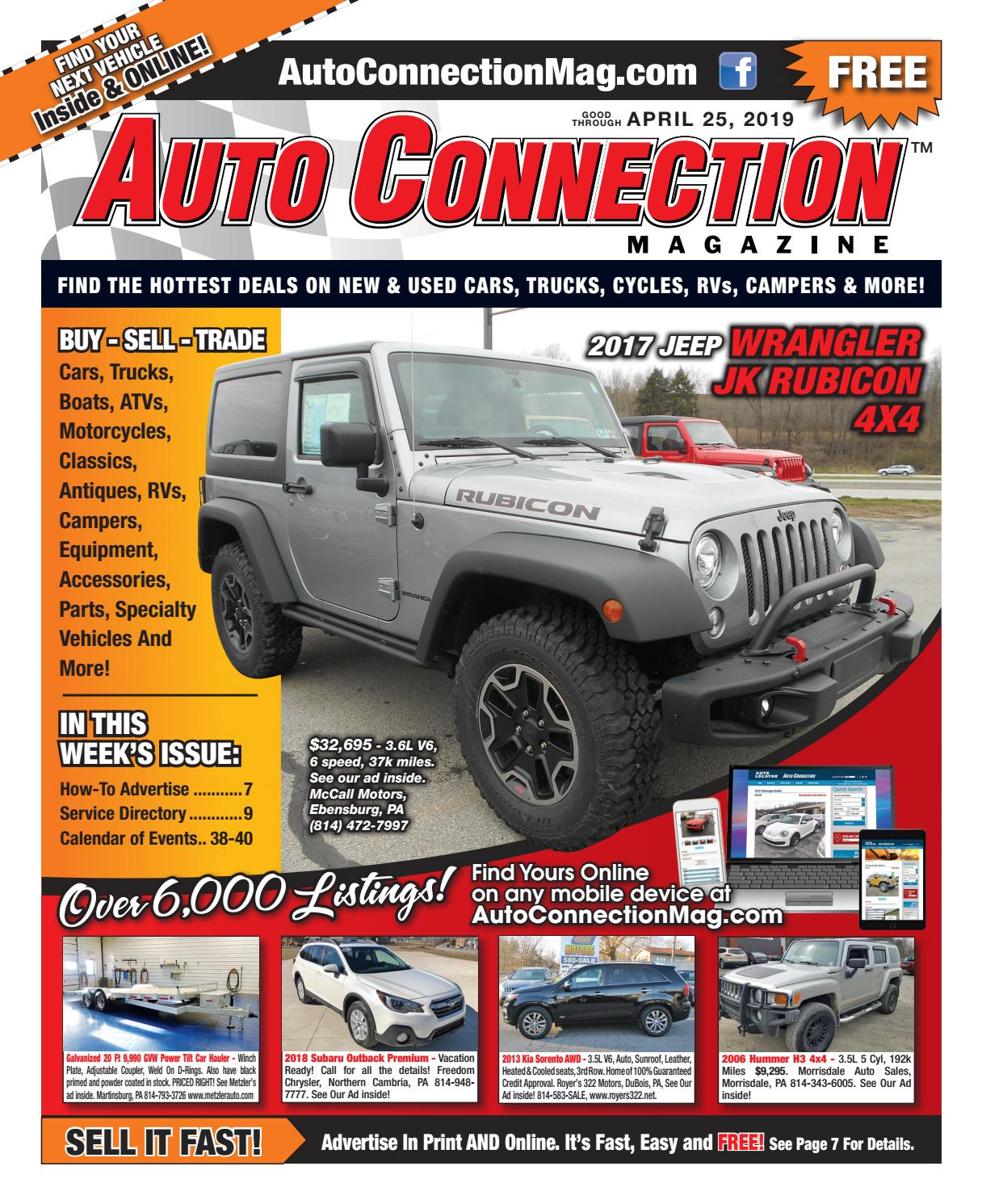 hight resolution of 04 25 19 auto connection magazine by auto locator and auto connection issuu