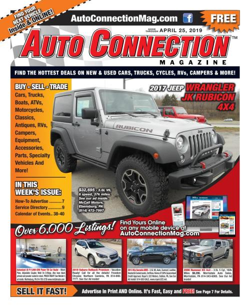 small resolution of 04 25 19 auto connection magazine by auto locator and auto connection issuu