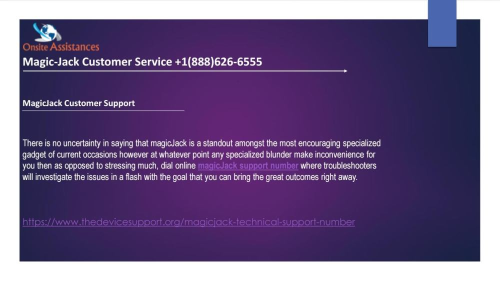 medium resolution of magicjack customer service 1 888 626 6555 magicjack support by magicjackcare issuu