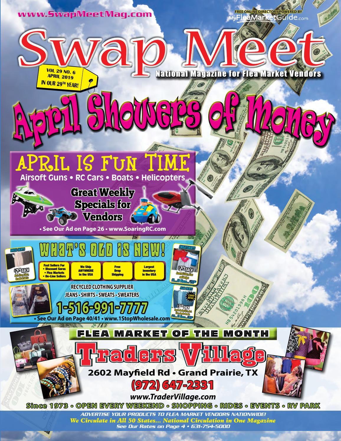 Indian Hill Swap Meet : indian, Magazine, April, Martin, Stevens, Issuu