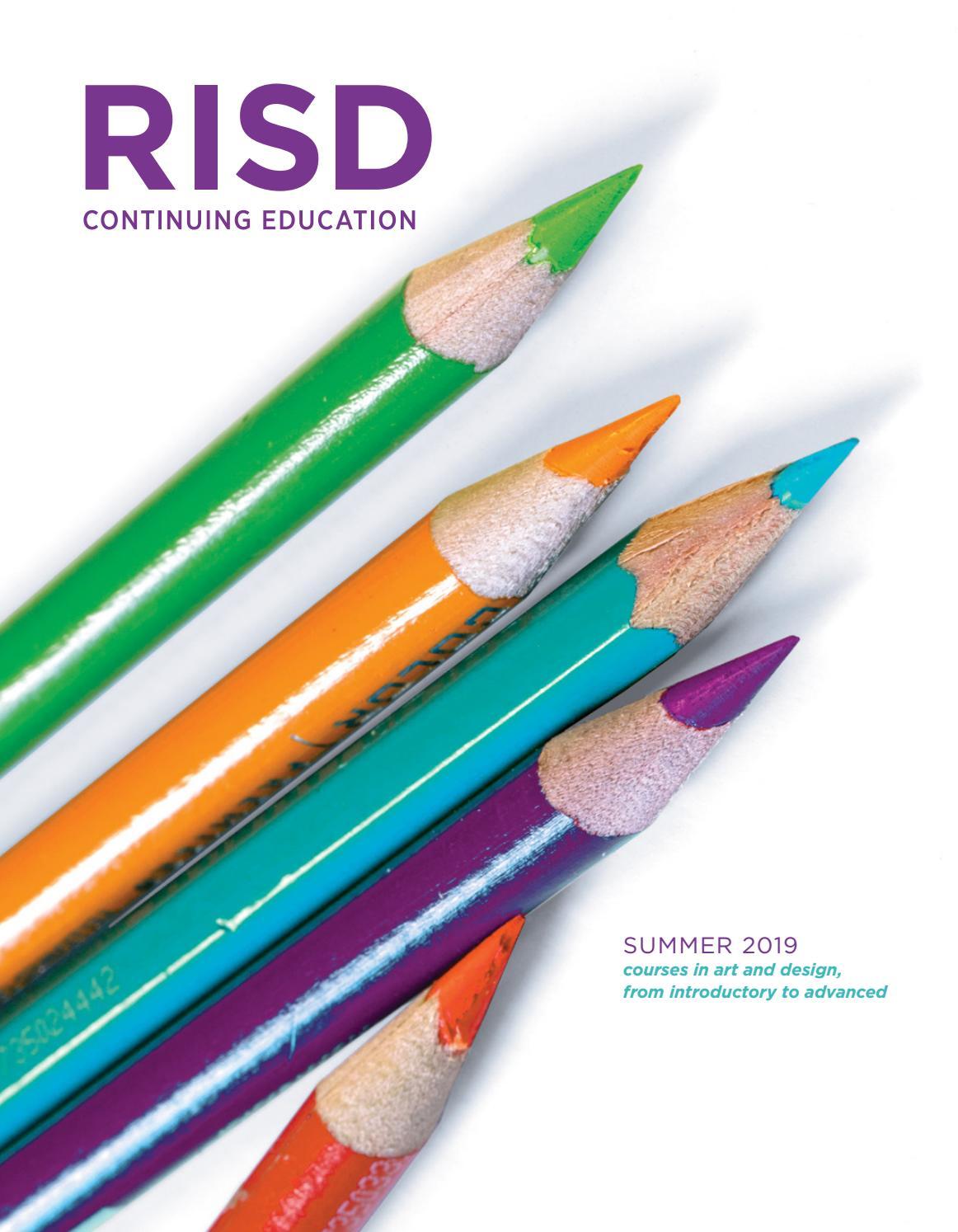 Risd Online Courses : online, courses, Continuing, Education, Summer, Rhode, Island, School, Design, Issuu