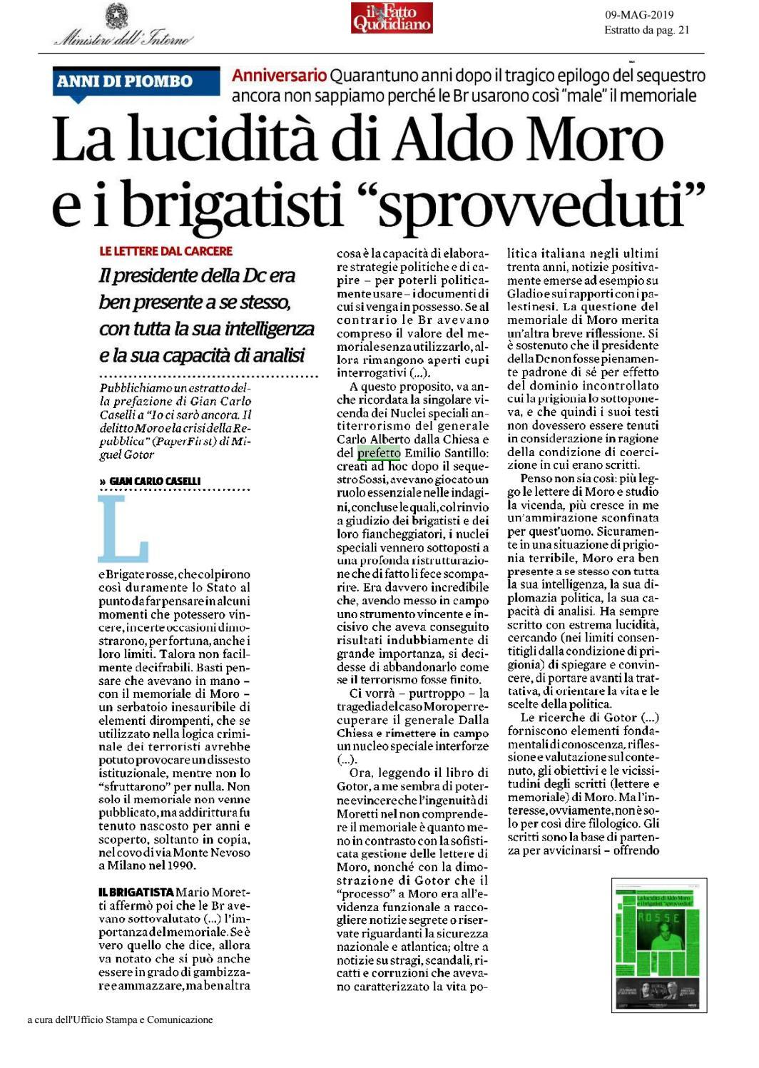 Maxmeyer pittura per interni antimuffa bioactive. Rassegna Stampa Del 9 Maggio 2019 By Bragusa6 Issuu