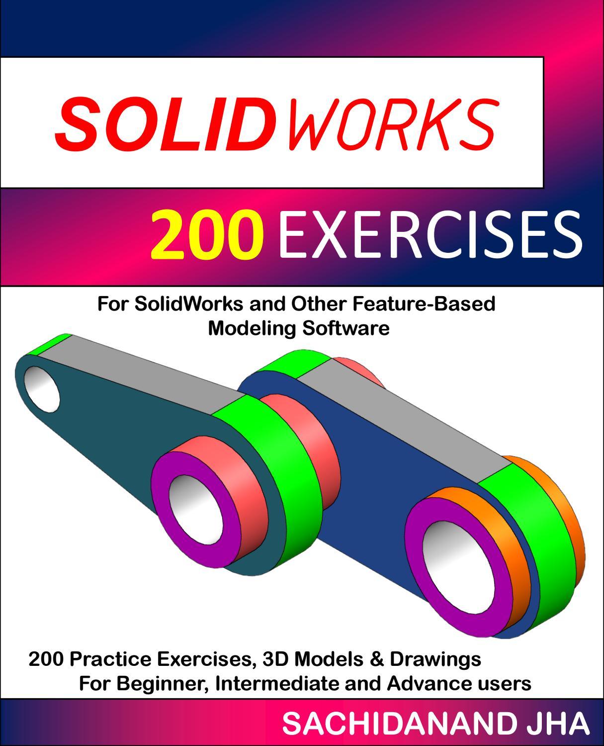 Solidworks Practice Parts : solidworks, practice, parts, Solidworks, Practice, Parts, Sachidanand, Issuu