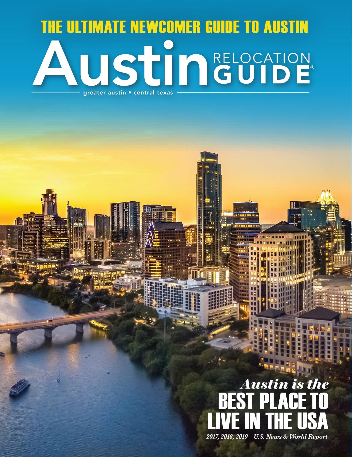 Austin Relocation Guide 2019 Issue 1 By Web Media Group