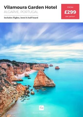 Vilamoura Garden Hotel Algarve Portugal By Fleetway Issuu