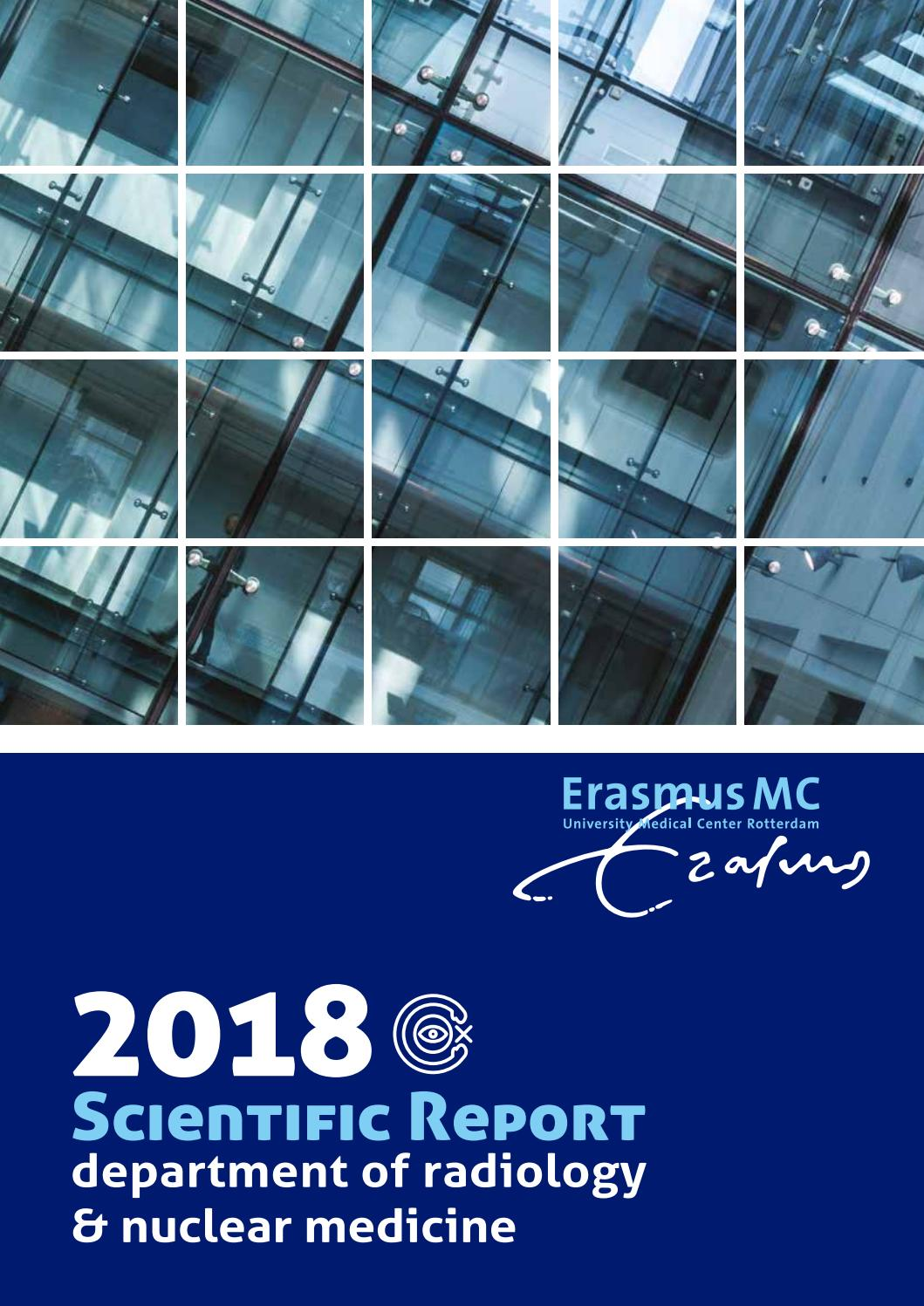hight resolution of scientic report 2018 by erasmus mc dept of radiology nuclear medicine issuu