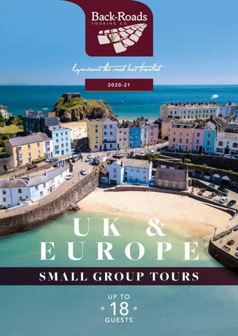Gbp Back Roads Touring Co Europe 2020 21 By