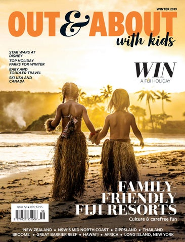 Out About With Kids 58 Winter 2019 By Out About With