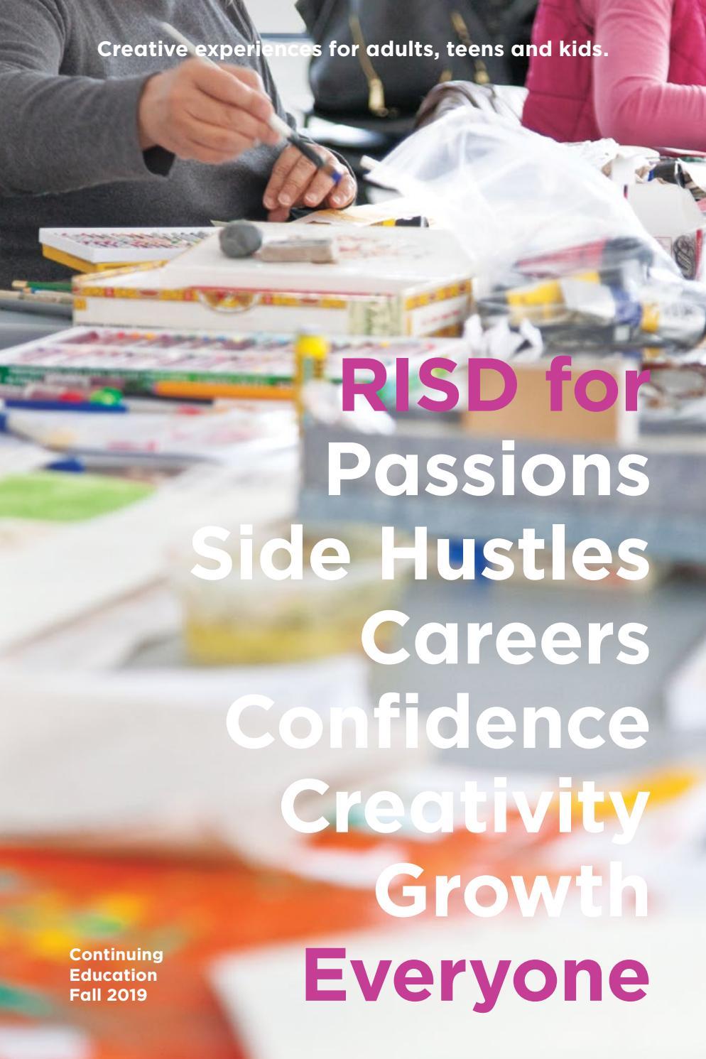 Risd Online Courses : online, courses, Continuing, Education, Rhode, Island, School, Design, Issuu