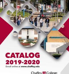 Chaffey College Catalog 2019 - 2020 by Chaffey College - issuu [ 1497 x 1164 Pixel ]