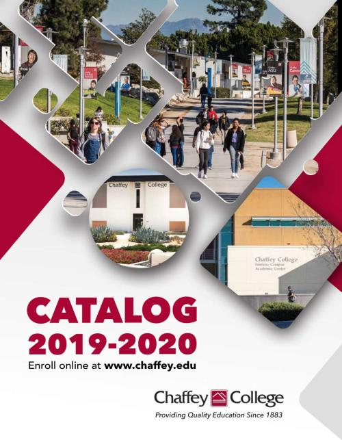 small resolution of Chaffey College Catalog 2019 - 2020 by Chaffey College - issuu