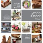 Wood Decor Personalization Thirty One By 31goalgetters Issuu