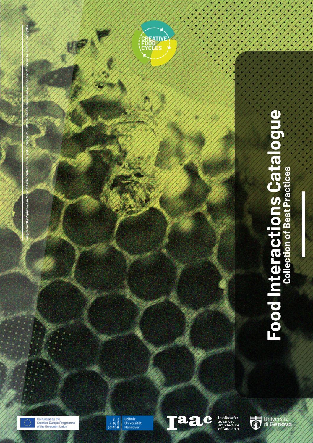 food interactions catalogue by iaac issuu