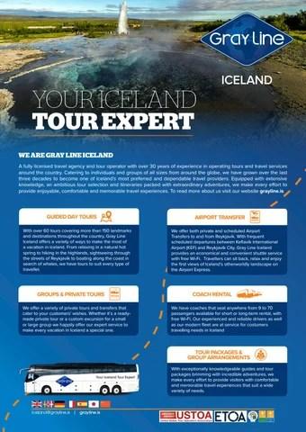 Company Profile Tour And Travel : company, profile, travel, Company, Profile, Iceland, Graylineiceland, Issuu