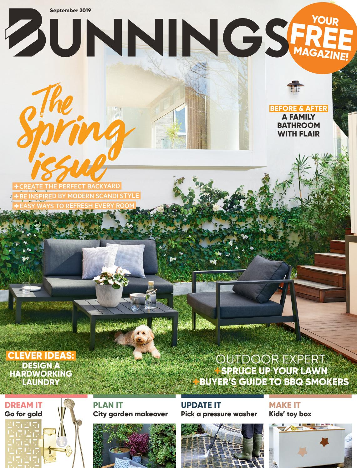Bunnings Magazine September 2019 By Bunnings Issuu