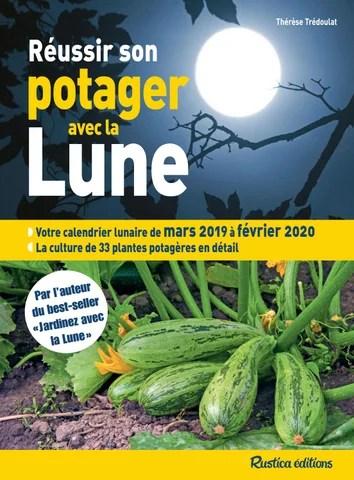 Calendrier Lunaire Septembre 2019 Rustica : calendrier, lunaire, septembre, rustica, Réussir, Potager, Fleurus, Editions, Issuu