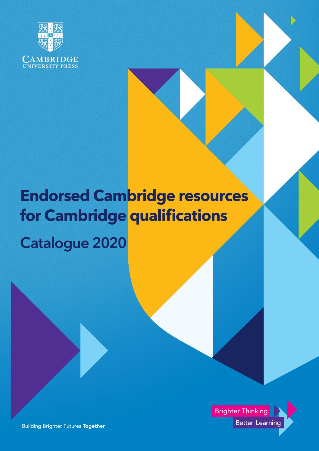 hight resolution of Cambridge Assessment International Education 2020 Catalogue by Cambridge  University Press Education - issuu