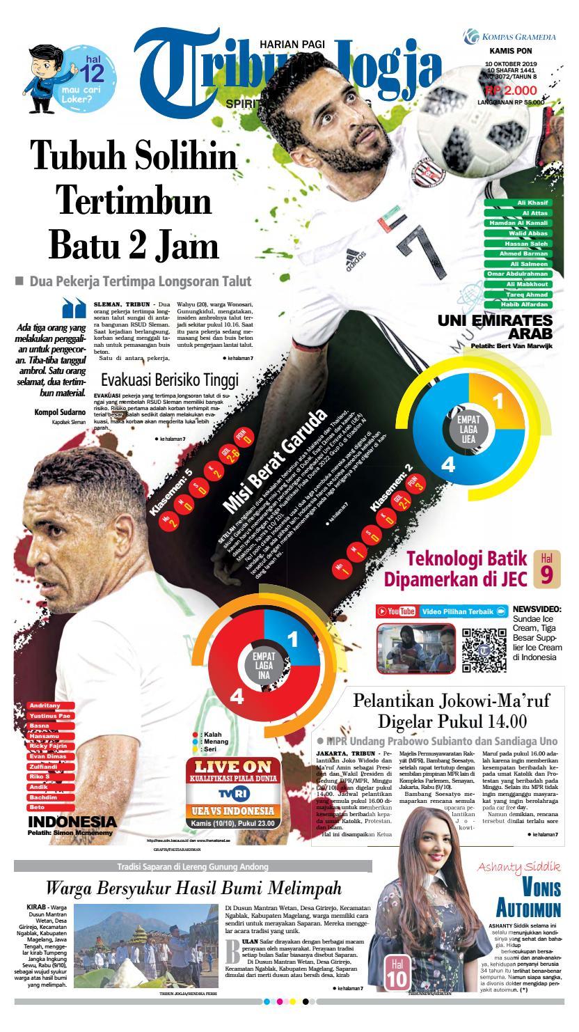 baja ringan olx jogja tribun 10 2019 by issuu