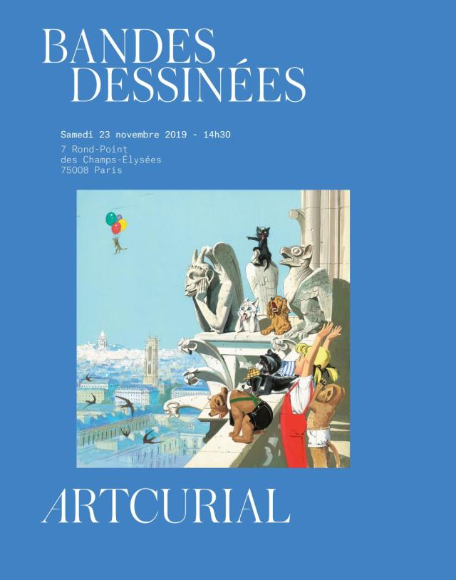 Bandes dessinées by Artcurial - issuu