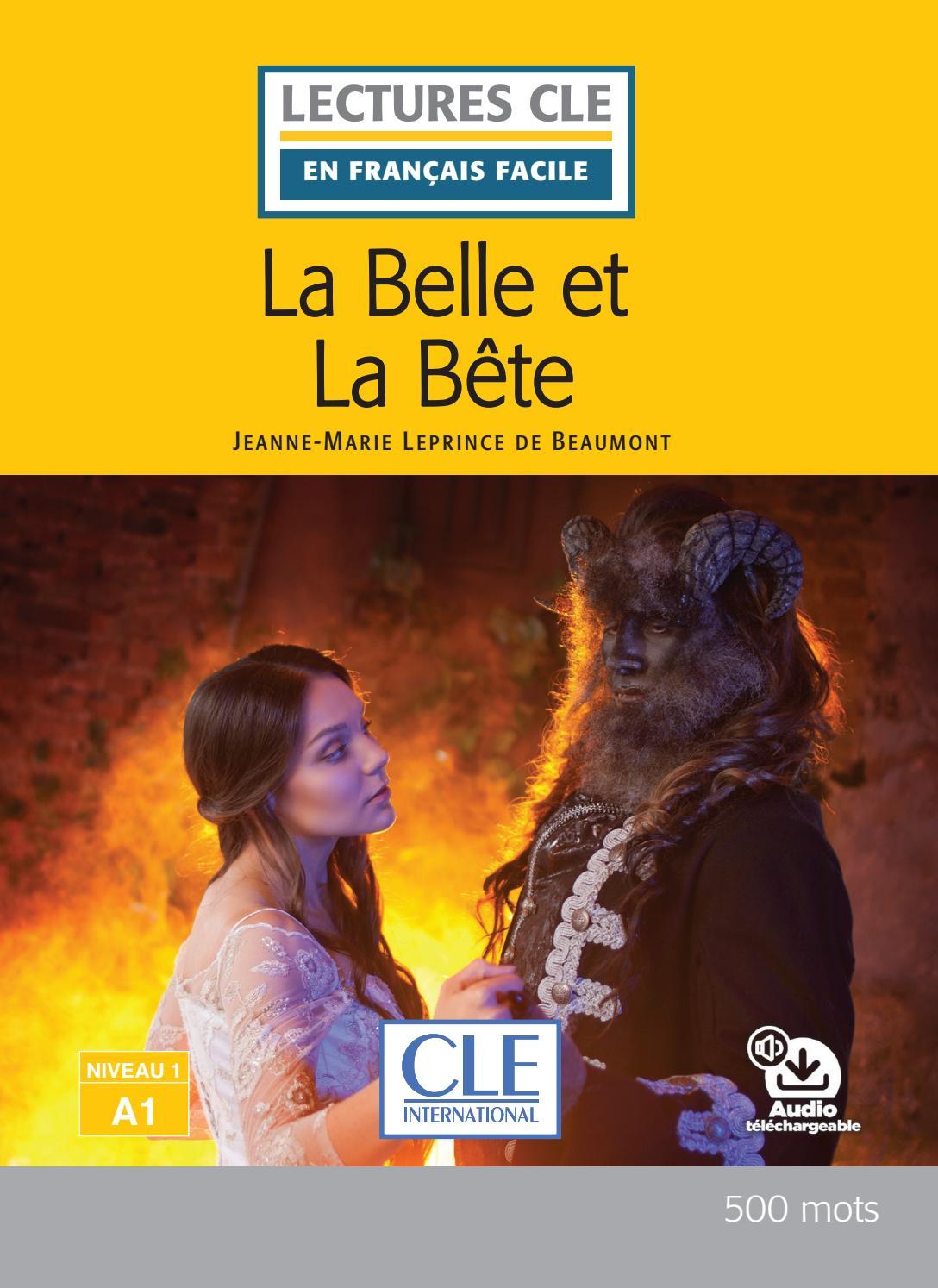 Auteur De La Belle Et La Bete : auteur, belle, Belle, Bête, Niveau, Lecture, Français, Facile, Nouveauté, Livre, Audio, International, Issuu