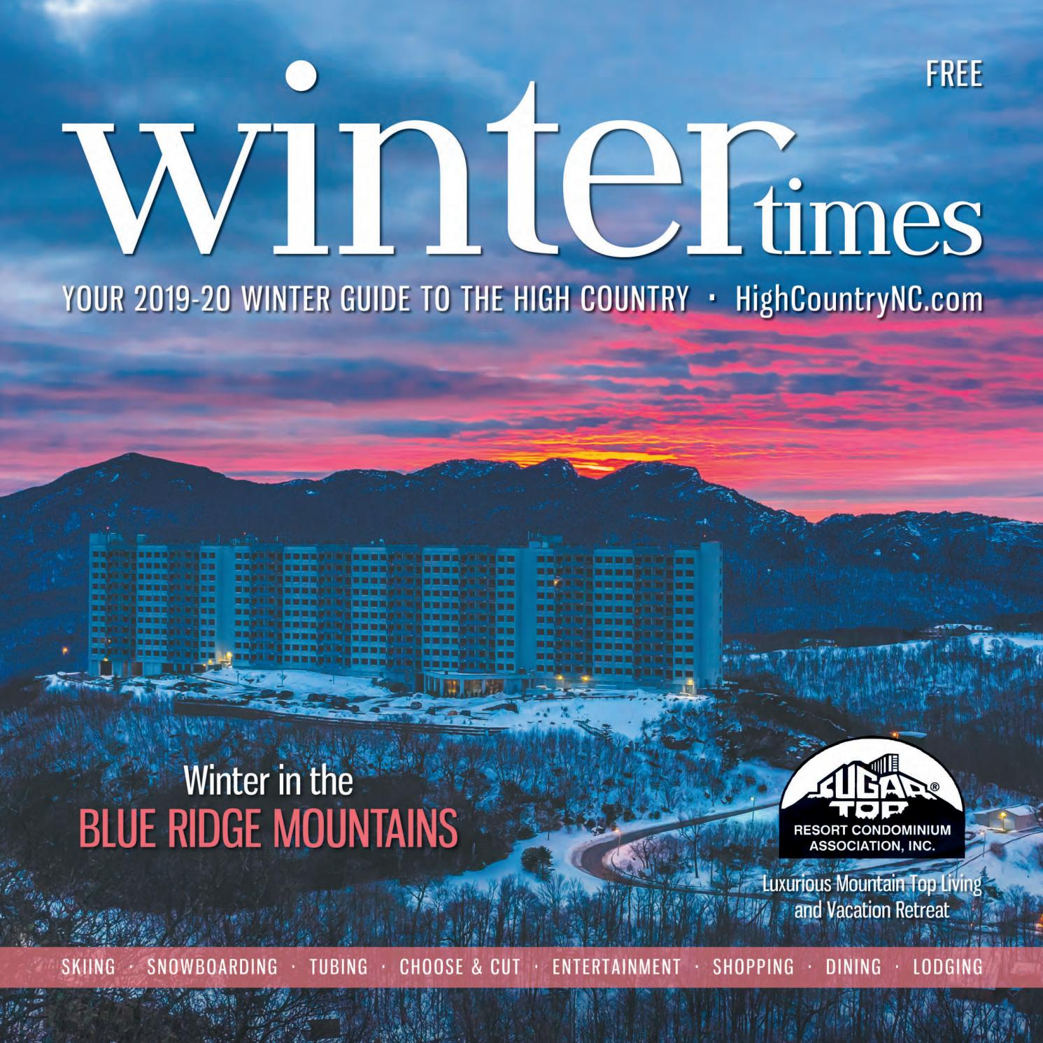 winter times 2019 20 by mountain times