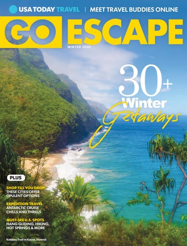 GO ESCAPE Winter 2020 by STUDIO Gannett - issuu
