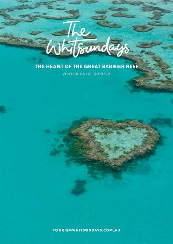 The Whitsundays The Heart Of The Great Barrier Reef