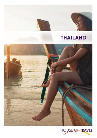 Thailand Brochure 2020 By House Of Travel Issuu