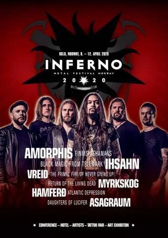 Subscene My Strange Hero : subscene, strange, Inferno, Magazine, Metal, Festival, Issuu